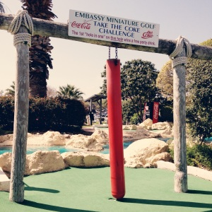 Embassy Mini Golf