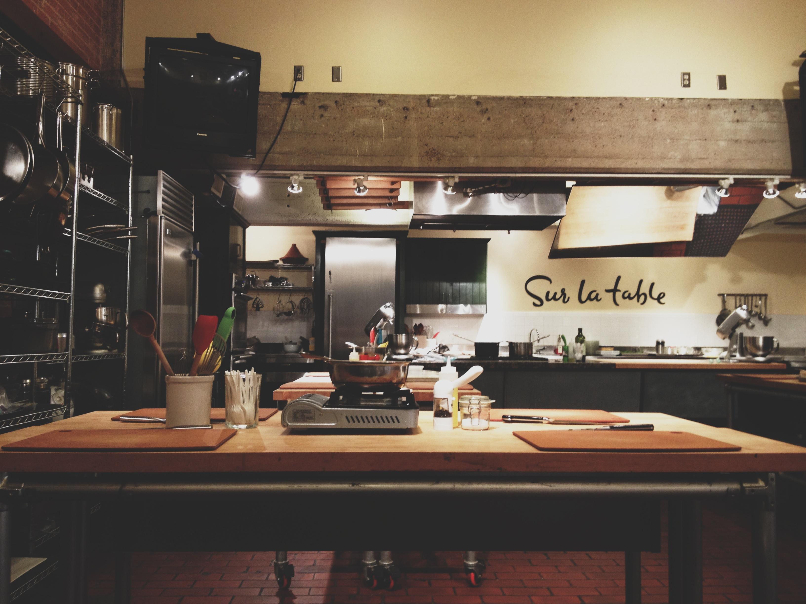photo regarding Sur La Table Printable Coupon identify Sur La Desk: French Cooking Cl Bybel Reviews
