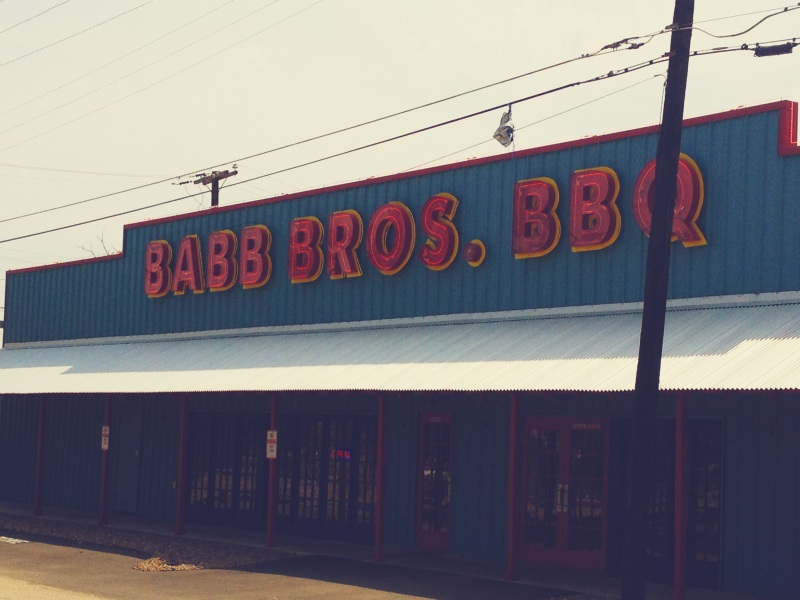 {Babb Bros. BBQ and Blues}